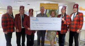 Saugeen Hospital Donation
